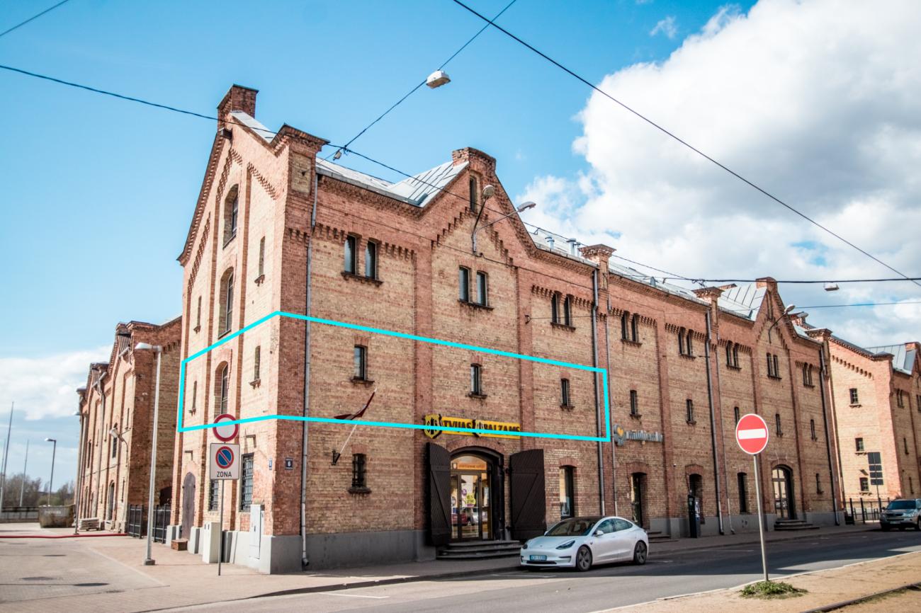 Biroju telpas Rīgā