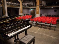 Spīķeru koncertzāle – līdz 250 personām