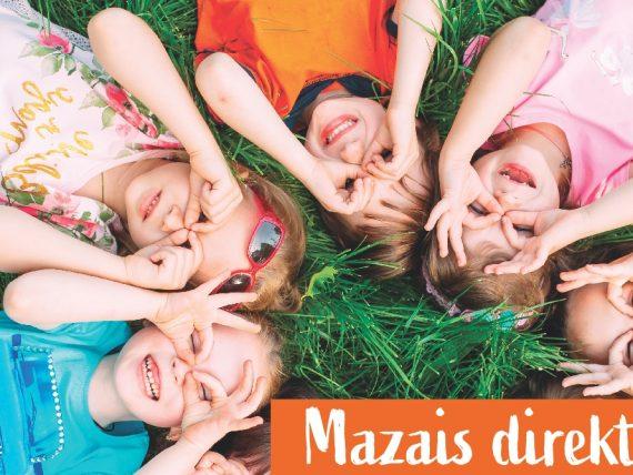 """""""Izdevniecība iŽurnāli"""" arī šovasar rīko nometnes bērniem un jauniešiem"""