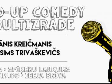 Stand-up comedy dubultizrāde Spīķeros