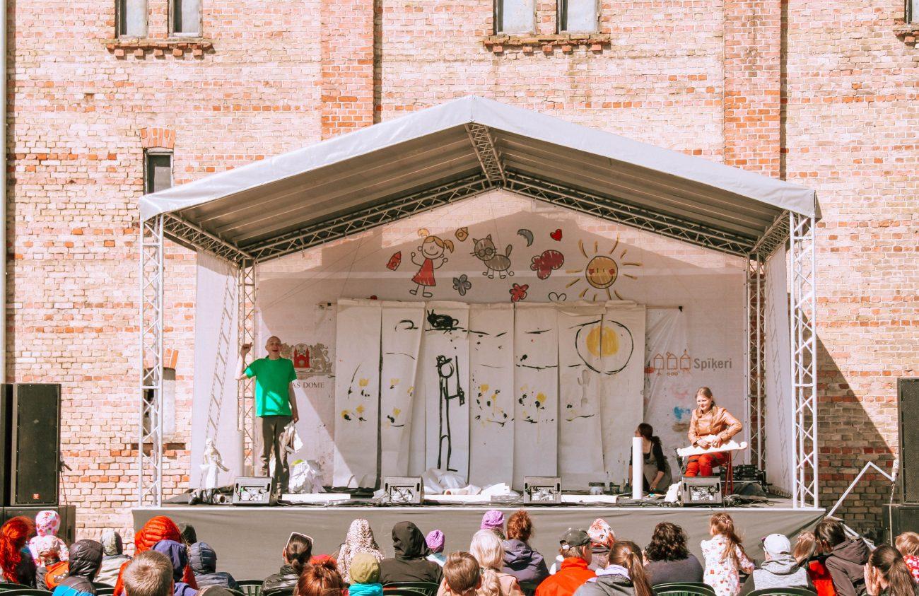 Rīgas svētki mazajiem