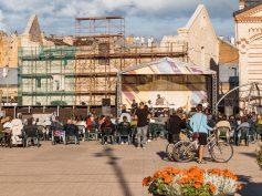 FOTO: alternatīvās mūzikas koncerts MIERS Spīķeros