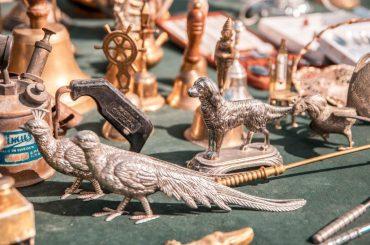 Brīvdienās Spīķeros darbosies Rīgas krāmu tirdziņi