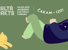 """Mūsdienu kultūras forums """"Baltā nakts"""" – šogad dzejnieka Aleksandra Čaka 120. jubilejas noskaņās"""