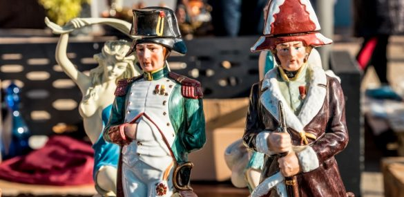 FOTO: Rīgas krāmu tirdziņa atradumi septembrī